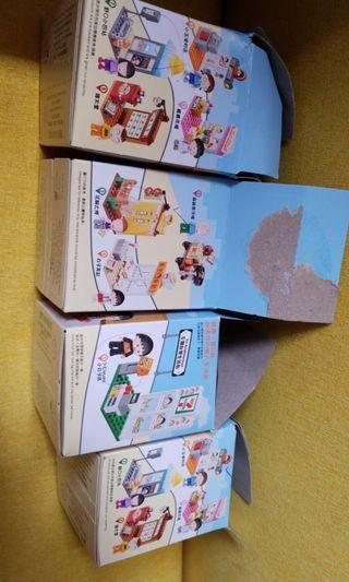 LEGO小丸子 7-11