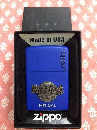 Zippo Lighter HARD ROCK