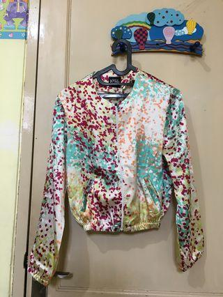 Abstract Jacket