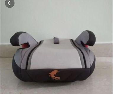 Car booster seat! Like New only used once!