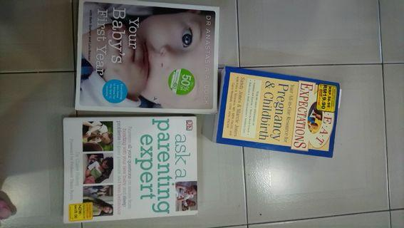 New Baby and Pregnancy Book