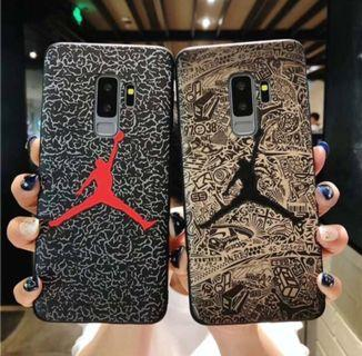 Jordan case for S10, S10+ and all samsung galaxy model