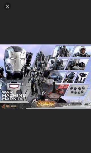 War Machine Mark IV 會場版訂單