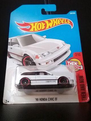 Honda Civic Hotwheels