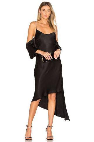 BACKSTAGE Giselle dress (black)