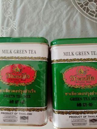 Thai Green Milk Tea