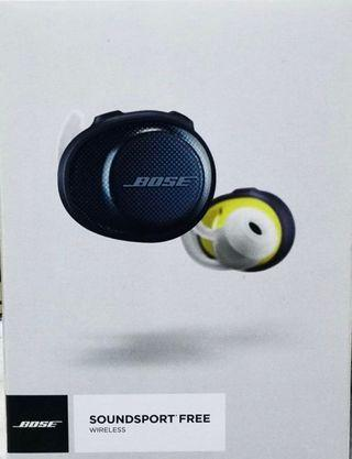 Bose Soundport Free - Wireless - Brand New in Box
