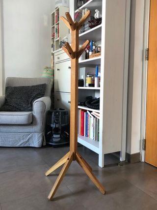 實木掛衣架 (125cm / 4尺1寸)