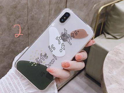 Aesthetic Iphone casing
