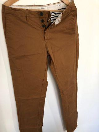 🚚 Brown pants - Smart casual (new)