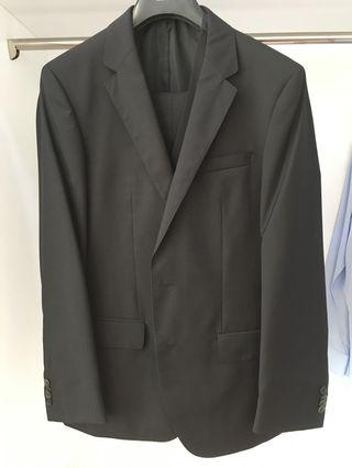 Hugo Boss Three Piece Suit