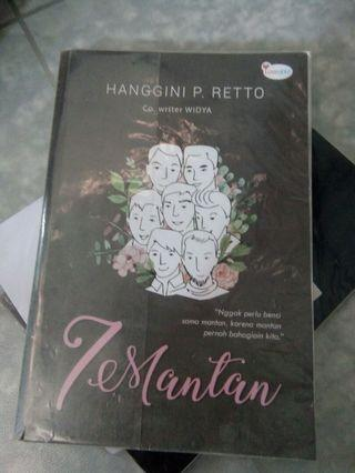 Novel 7 Mantan by Hanggini