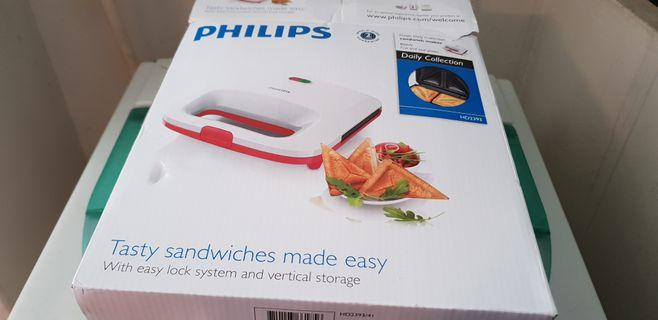 Philips sandwich toaster