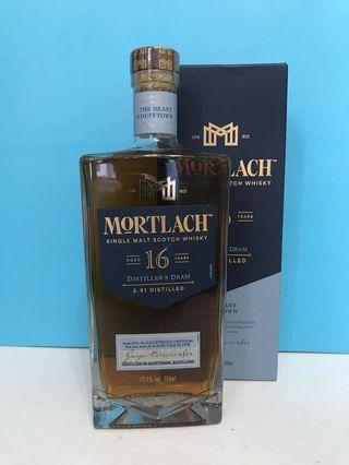 Mortlach 16年 Whisky 威士忌