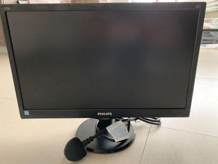 Philips 193V monitor
