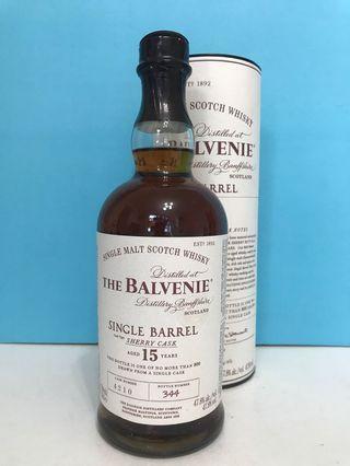 Balvenie 15 Sherry Single Cask