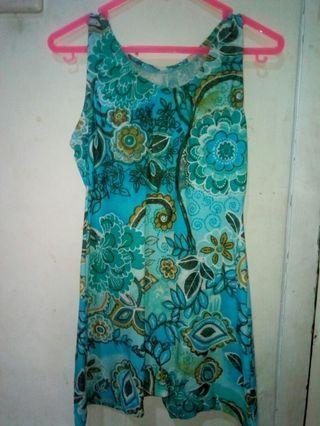 Baju Renang Wanita / swimsuit motif bunga