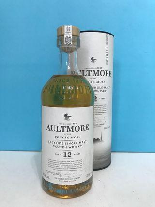 Aultmore 12 Whisky 威士忌