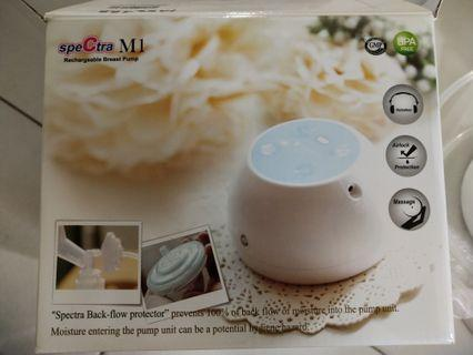 Spectra M1 rechargable breast pump