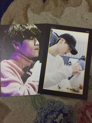 GOT7 Mark Official DVD Postcard