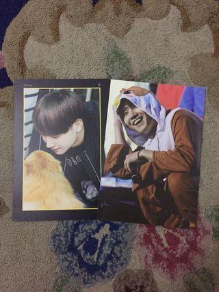 GOT7 JB Official DVD Postcard