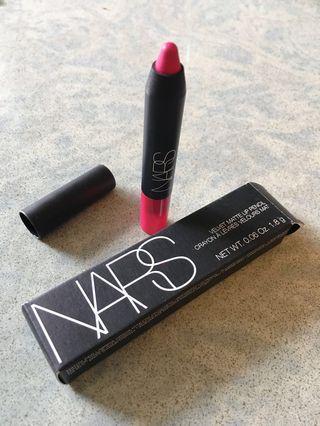 NARS Velvet Matte Lip Pencil 唇膏筆