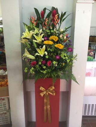Flower arrangement for all occasion