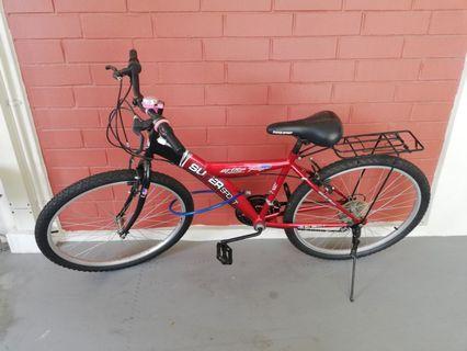 SuperSport HGTR26 Bike