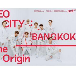 [WTB] NEOCITY NCT 127 in Bangkok Tickets