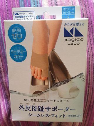 1對腳趾外翻矯正(日本製)
