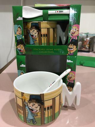 Mug / Cup Hari Raya Edition. #RayaHome
