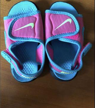 Nike baby 涼鞋 baby shoes