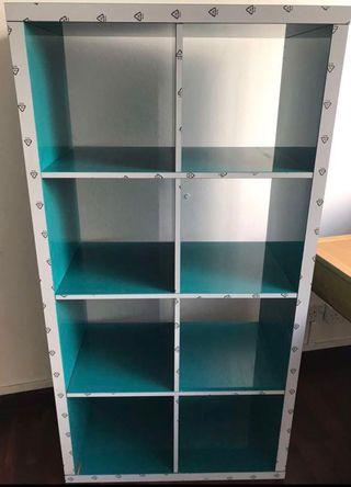 Almost new book shelf from IKEA