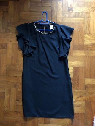 Black Dress joop