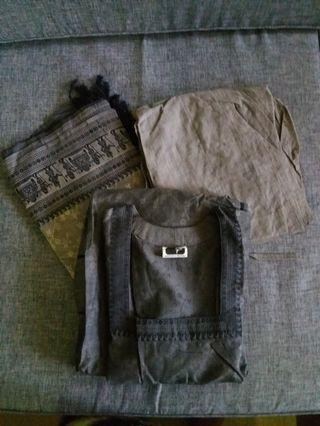 BN Short Sleeve Punjabi suit