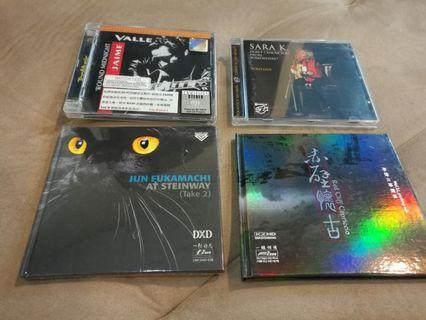 Any of the CD (one) in the picture