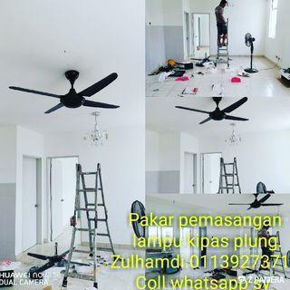Perhidmatan memperbaiki rumah dan wairing zulhamdi no 01139273717 call whatsapp sy
