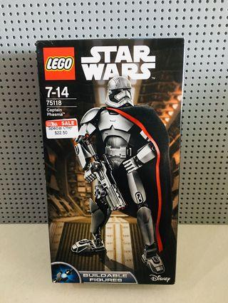 Lego 75118 Captain Phasma Buildable figure