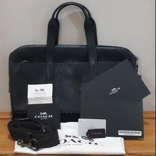 COACH | Metro Briefcase Bag (Laptop & Files bag) | 99% Good Condition