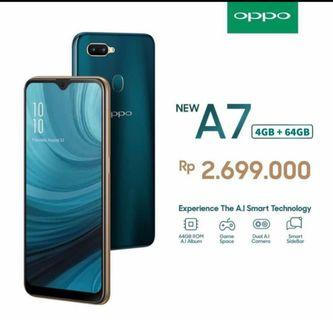 Oppo new a7