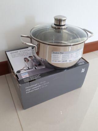 BNIB WMF Pot 20cm