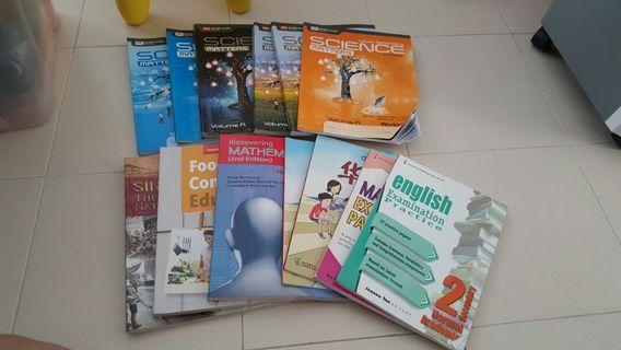 🚚 Secondary 2NA Textbooks & Workbooks