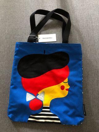 Marimekko Tote Bag (KIMARA KASSI)