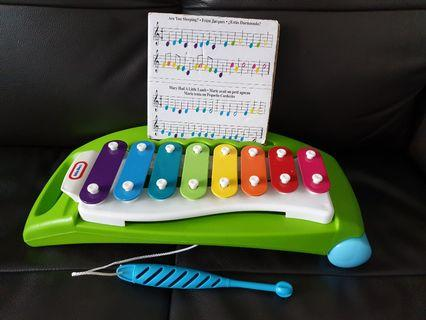 🚚 Xylophone for baby & toddler
