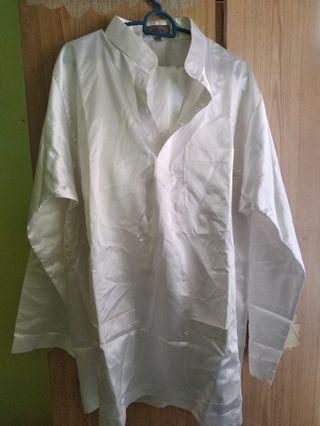 Baju Melayu Putih @ Baju Nikah