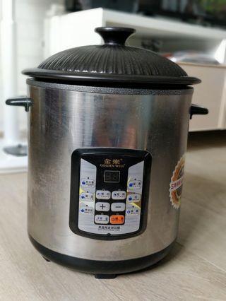 金樂 9L 黑晶陶瓷御品鍋