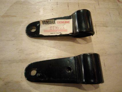 Yamaha DT100x headlight bracket