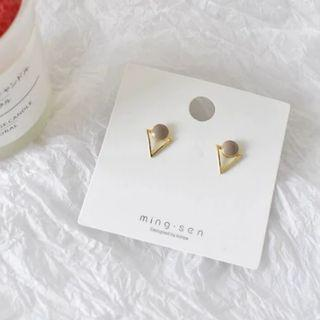 Korean earrings