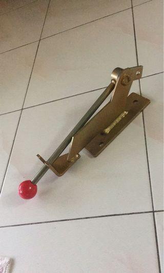 Single handle / double handle
