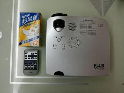 PLUS V-332 mini Projector